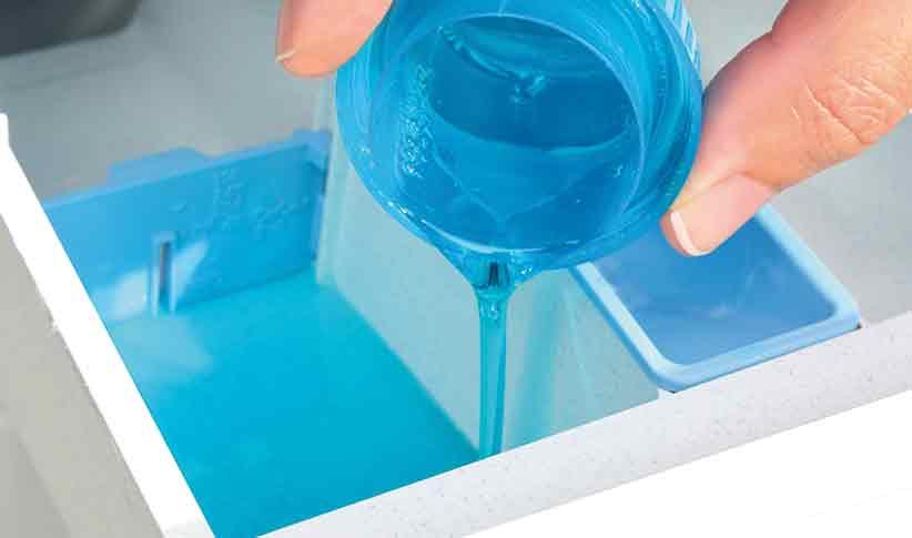 Wasch- und Waschhilfsmittel